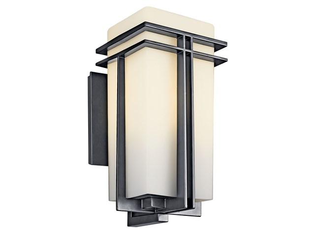 "Tremillo 17.25"" 1 Light Wall Light Black"