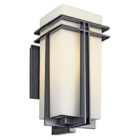 "Tremillo™ 20"" 1 Light Wall Light Black"
