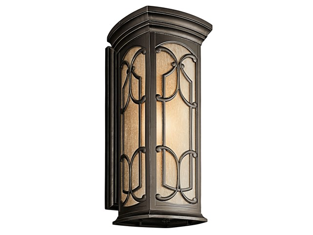 "Franceasi 20"" 1 Light Wall Light Olde Bronze®"