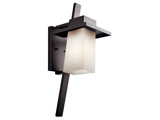 Stonebrook 1 Light Architectural Bronze