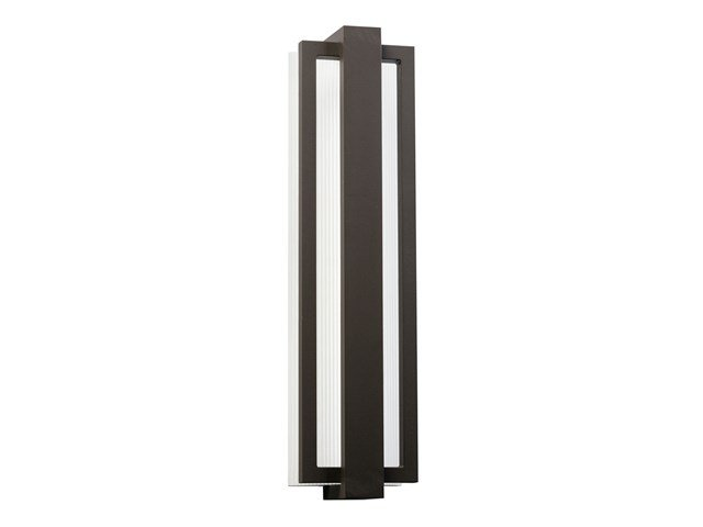 "Sedo 24.25"" Wall Light Sconce Architectural Bronze"