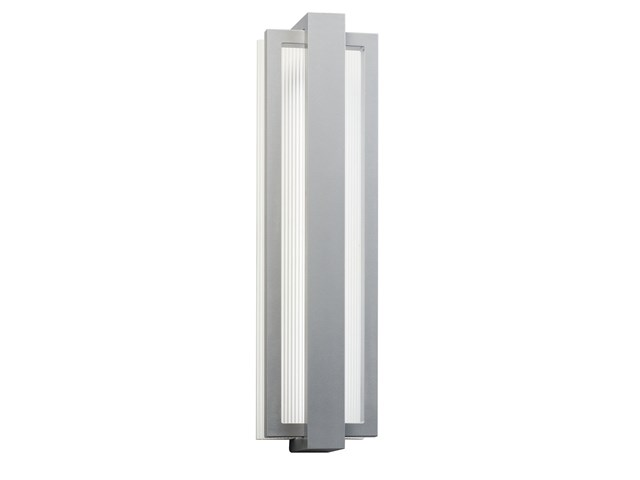 "Sedo 24.25"" Wall Light Platinum"