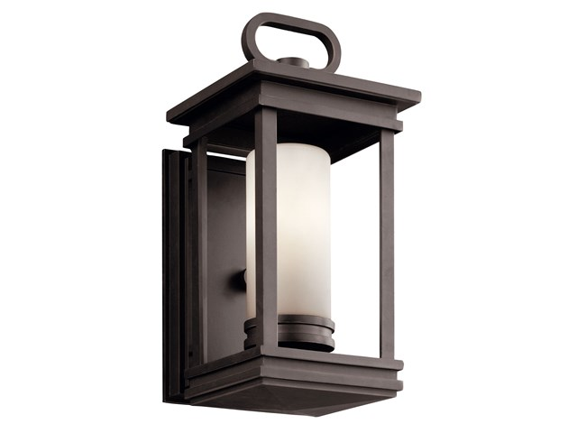 "South Hope 11.75"" 1 Light Wall Light Rubbed Bronze™"