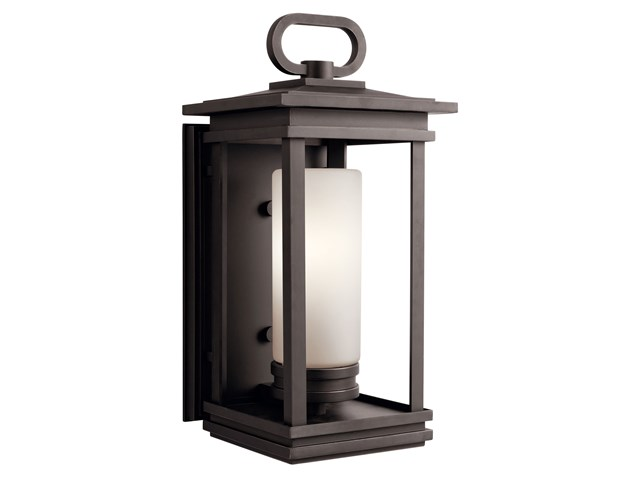 "South Hope 19.75"" 1 Light Wall Light Rubbed Bronze™"