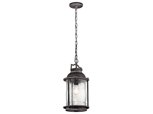 Ashland™ Bay 1 Light Pendant Weathered Zinc