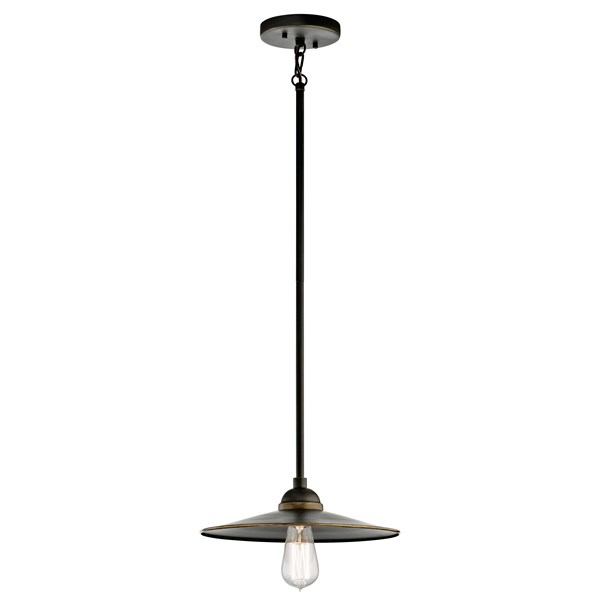 Westington™ 1 Light Pendant Olde Bronze®