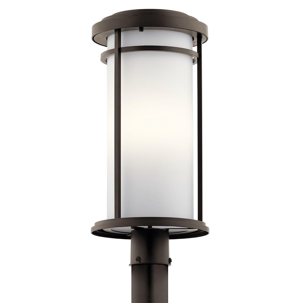 Outdoor Post Mt 1Lt LED
