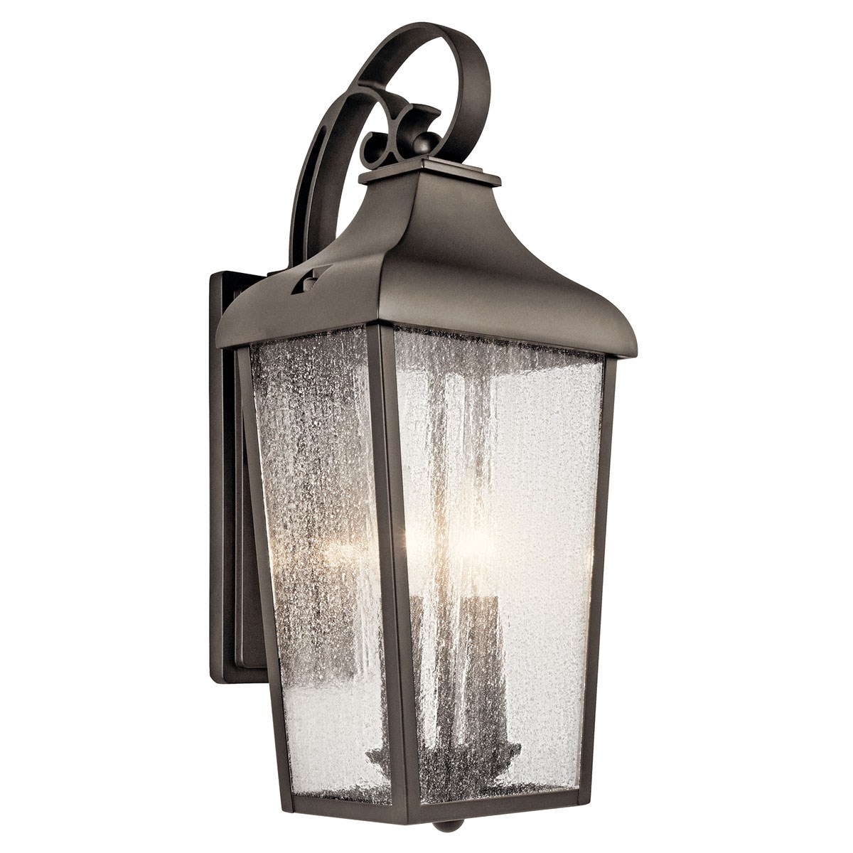 Forestdale 18 5 2 Light Wall Olde Bronze Kichler
