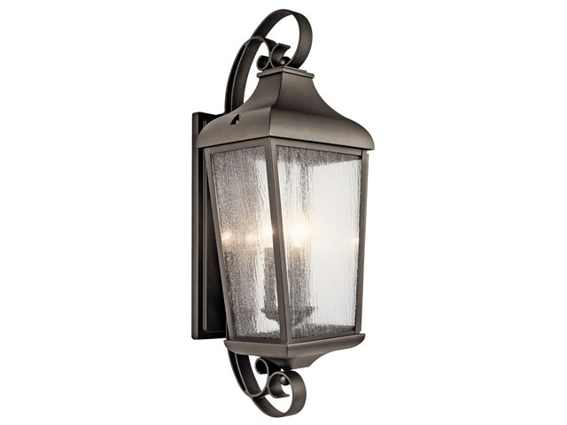 "Forestdale™ 30.75"" 1 Light Wall Light Olde Bronze®"