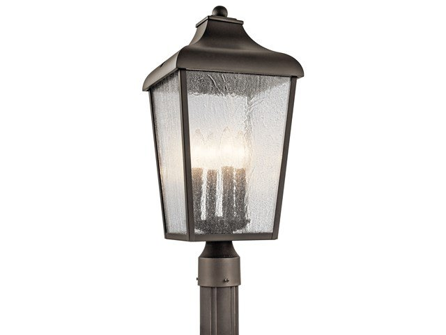 Forestdale™ 4 Light Post Light Olde Bronze®