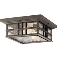 Beacon Square™ CLIMATES™ 2 Light Flush Mount Olde Bronze®