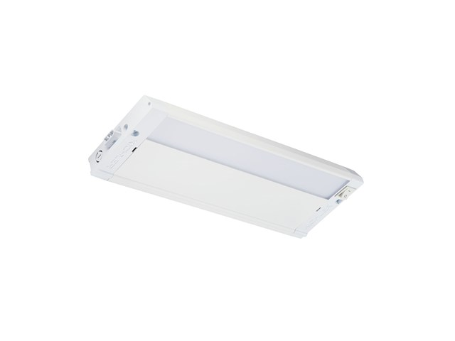 "4U 12"" 3000K LED Under Cabinet Textured White"