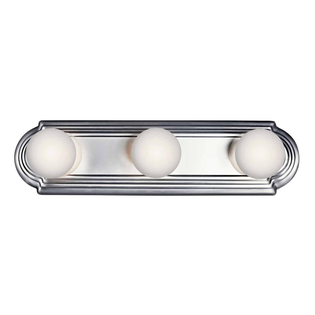 "18"" 3 Light Vanity Light Chrome"