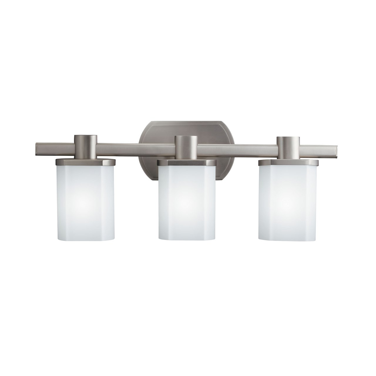 Lege 3 Light Vanity Light Brushed Nickel