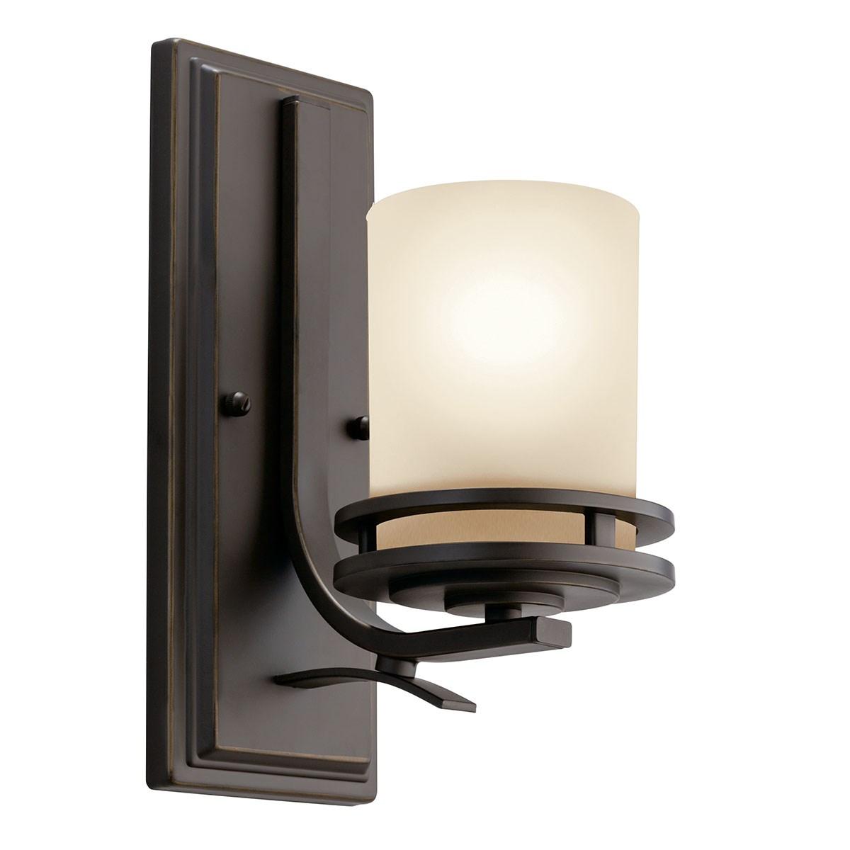 f354dd9252b Hendrik™ 1 Light Wall Sconce Olde Bronze®