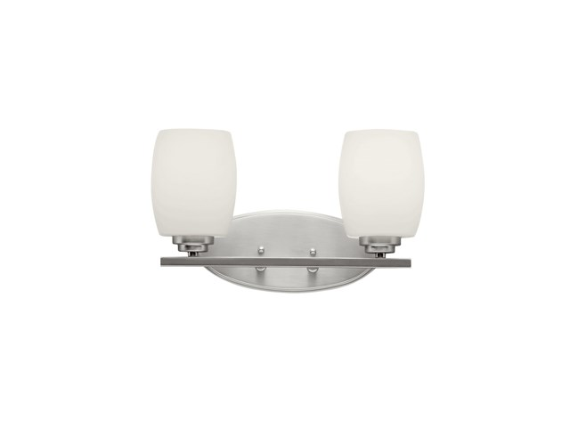 Eileen™ 2 Light Vanity Light Brushed Nickel