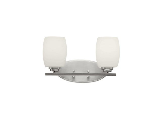 Eileen 2 Light Vanity Light Brushed Nickel