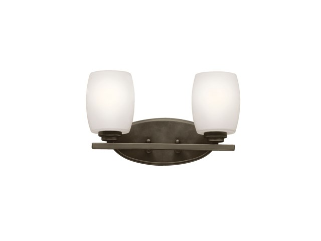 Eileen 2 Light Vanity Light Olde Bronze®