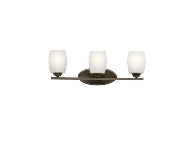 Eileen™ 3 Light Vanity Light Olde Bronze®
