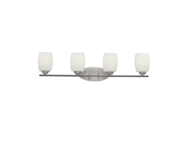 Eileen 4 Light Vanity Light Brushed Nickel
