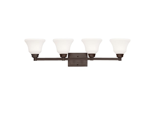 Langford™ 4 Light Vanity Light Olde Bronze®
