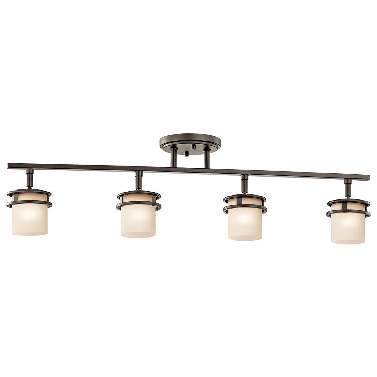 Hendrik 4 Light Rail Olde Bronze Kichler Lighting