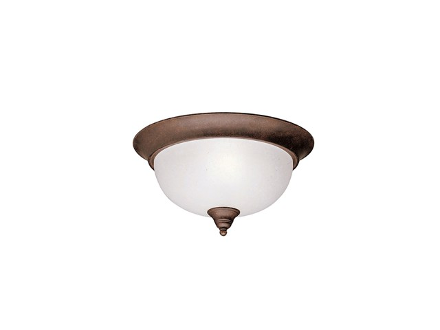 Dover 2 Light Flush Mount Tannery Bronze™