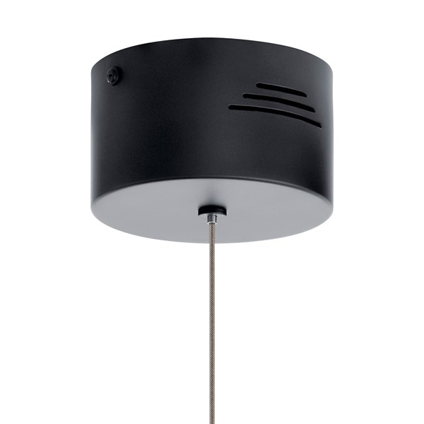 "Jeno™ LED 3000K 9"" Pendant Matte Black"
