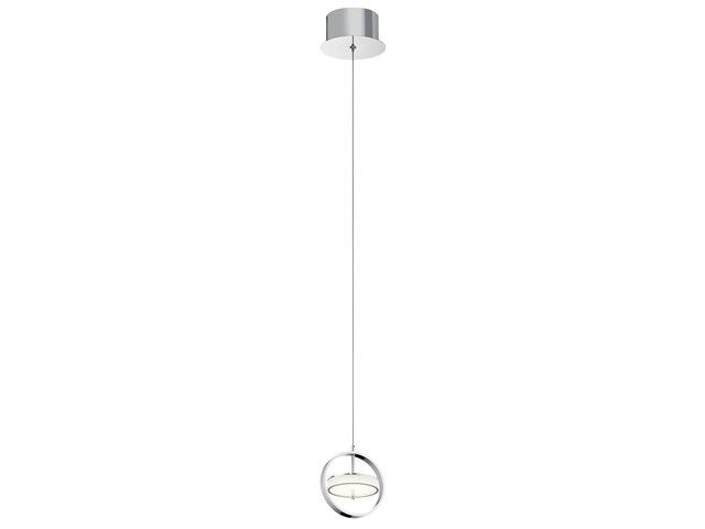 Baylin™ 1 Light LED Mini Pendant Chrome
