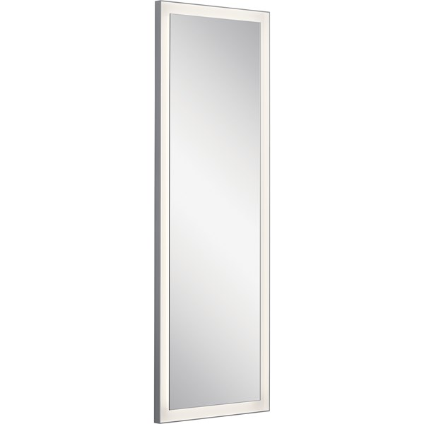 Ryame 20 Quot Lighted Mirror Silver Kichler Lighting