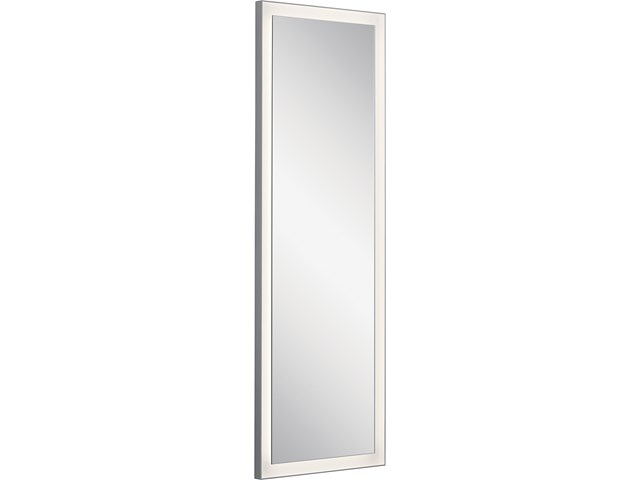 "Ryame™ 20"" Lighted Mirror Silver"