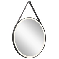 Martell LED Mirror Matte Black