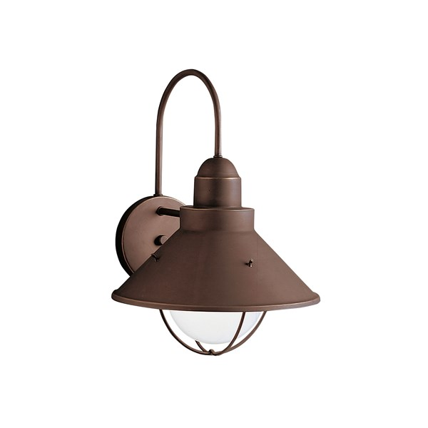 "Seaside™14.25"" 1 Light Wall Light Olde Bronze®"
