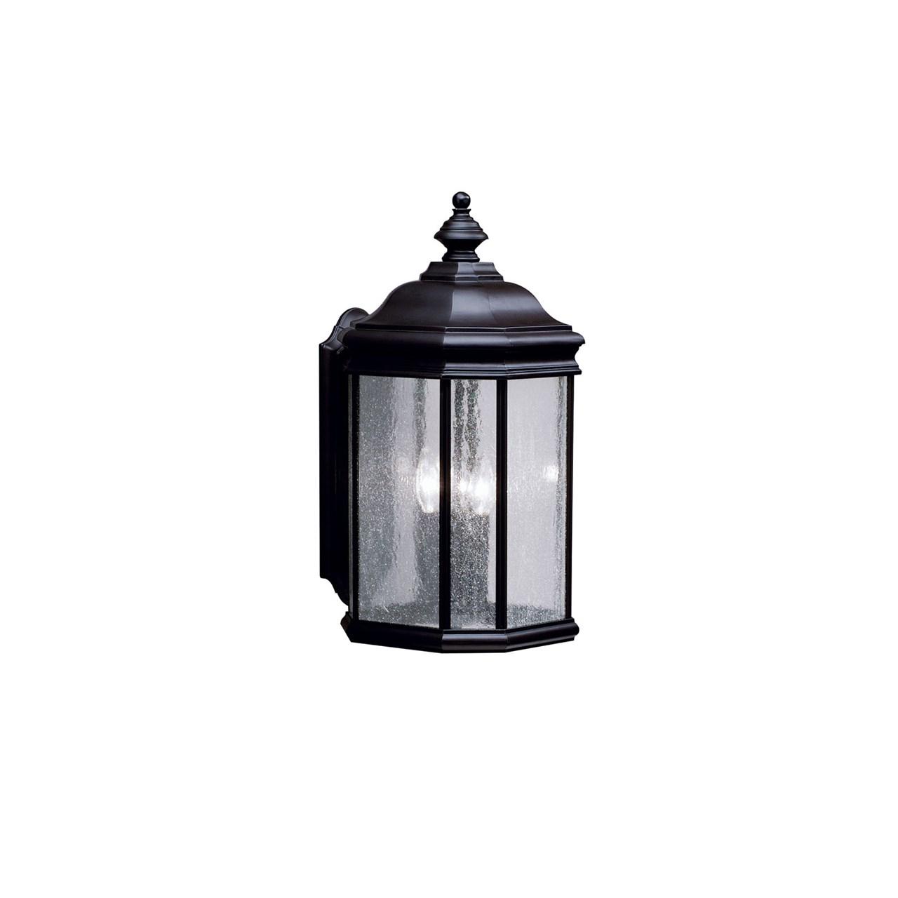 155a3fd076b Kirkwood™ 3 Light Wall Light Black