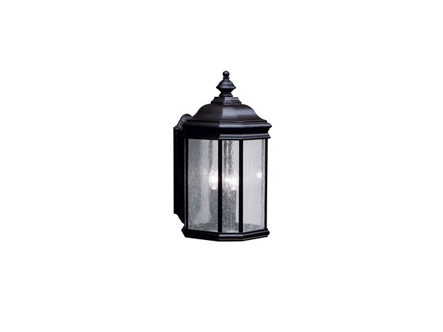 Kirkwood™ 3 Light Wall Light Black
