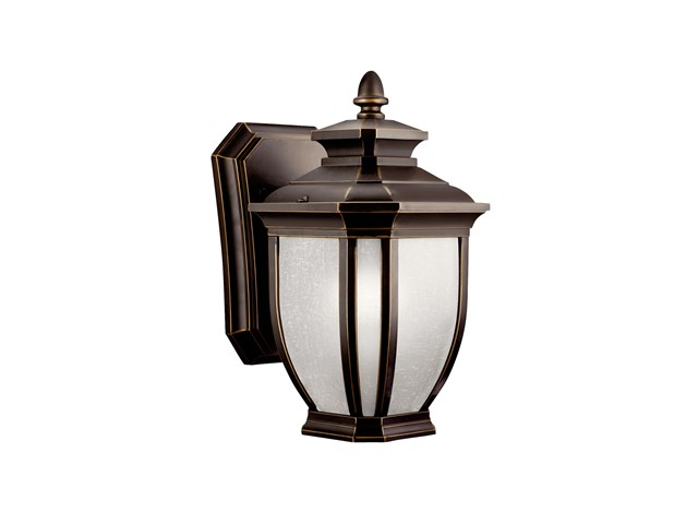 "Salisbury™ 10.25"" 1 Light Wall Light Rubbed Bronze™"
