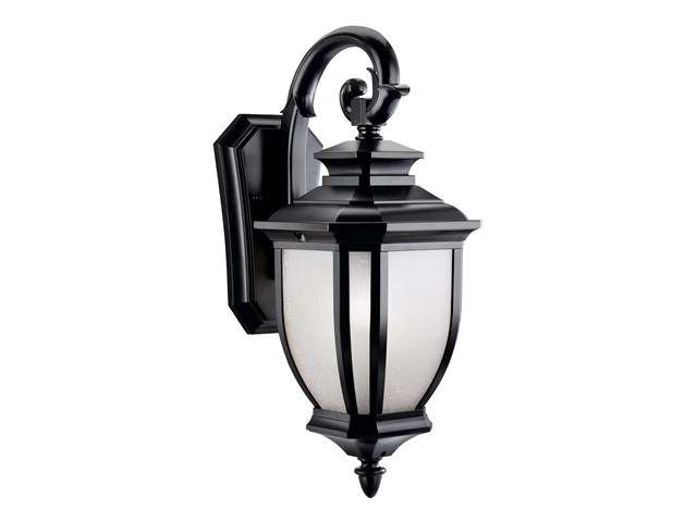 "Salisbury™ 19.5"" 1 Light Wall Light Black"