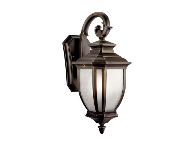"Salisbury™ 19.5"" 1 Light Wall Rubbed Bronze™"