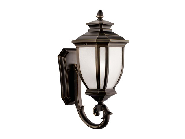 "Salisbury™ 19.25"" 1 Light Wall Light Rubbed Bronze™"