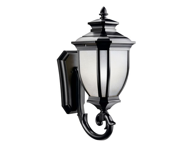 "Salisbury™ 29"" 1 Light Wall Light Black"