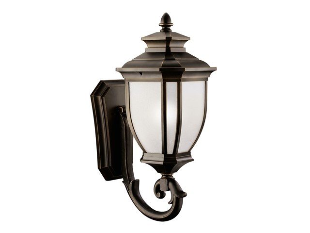 "Salisbury™ 29"" 1 Light Wall Light Rubbed Bronze™"