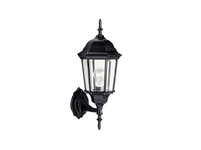 Madison™ 1 Light Wall Light Black