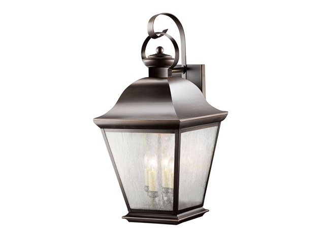 Mount Vernon 4 Light Wall Light Olde Bronze®