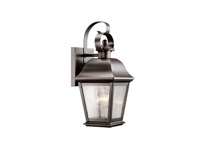 "Mount Vernon 12.5"" 1 Light Wall Light Olde Bronze®"