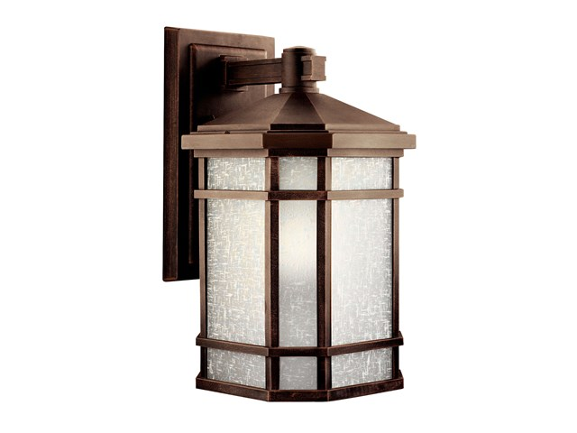 Cameron™ 1 Light Wall Light Prairie Rock