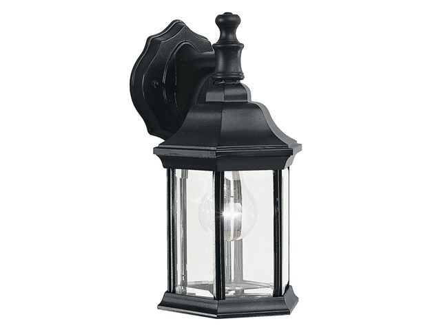 Chesapeake 1 Light Wall Light Black