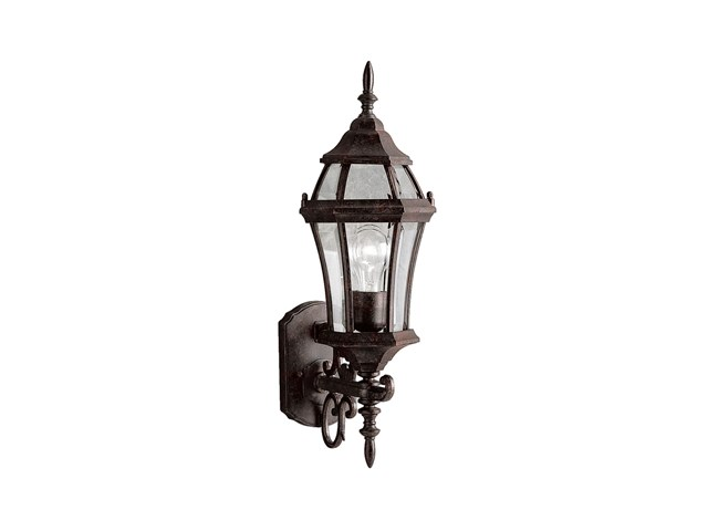 "Townhouse 21.5"" 1 Light Wall Light Tannery Bronze™"