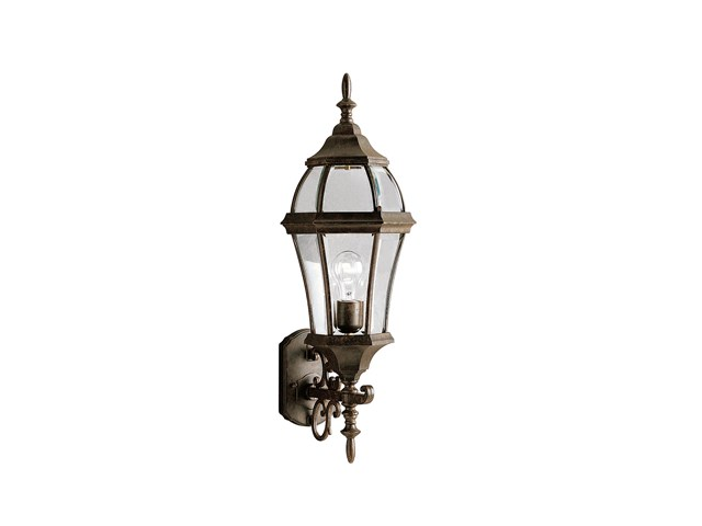 "Townhouse 26.75"" 1 Light Wall Light Tannery Bronze™"