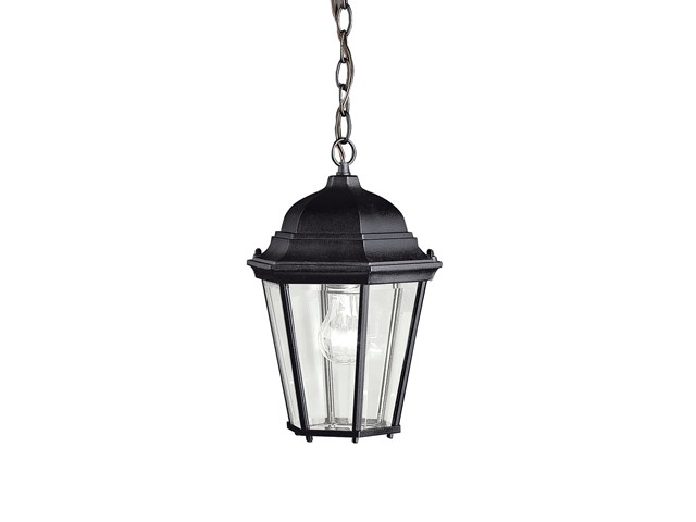 Madison™ 1 Light Pendant Black