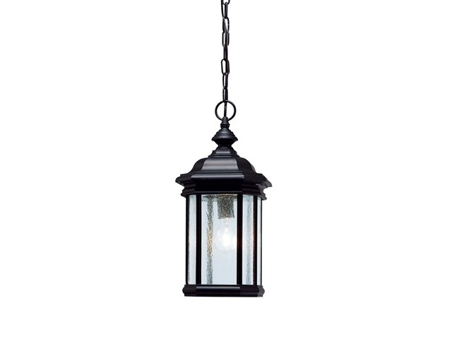 Kirkwood™ 1 Light Pendant Black